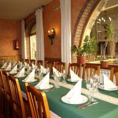 Отель El Churron Сабиньяниго помещение для мероприятий