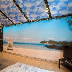Гостиница 12 Месяцев пляж фото 2