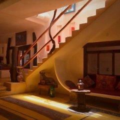 Отель Posada del Sol Tulum гостиничный бар