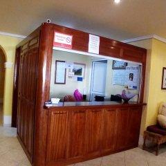 Отель Hostal Pineda интерьер отеля фото 3