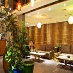 Отель Sotel Inn Cultura Hotel Zhongshan Branch Китай, Чжуншань - отзывы, цены и фото номеров - забронировать отель Sotel Inn Cultura Hotel Zhongshan Branch онлайн интерьер отеля фото 3