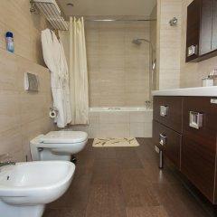 Гостиница Перекресток ванная
