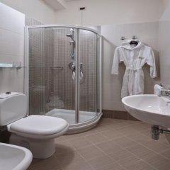 Отель Bologna Terme Италия, Абано-Терме - отзывы, цены и фото номеров - забронировать отель Bologna Terme онлайн ванная фото 2