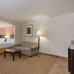 Отель Holiday Inn Express and Suites Lafayette East комната для гостей фото 2