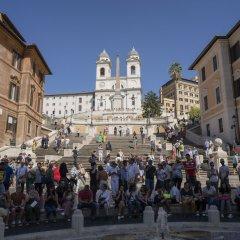 Отель Delsi Inn Piazza di Spagna 32 Италия, Рим - отзывы, цены и фото номеров - забронировать отель Delsi Inn Piazza di Spagna 32 онлайн помещение для мероприятий