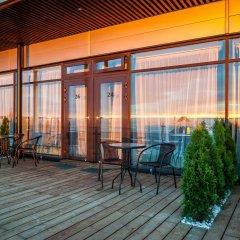 Апартаменты Pirita Beach & SPA Таллин балкон