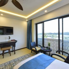 Отель Cilantro Villa удобства в номере