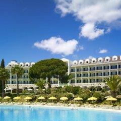Отель Penina Hotel & Golf Resort Португалия, Портимао - отзывы, цены и фото номеров - забронировать отель Penina Hotel & Golf Resort онлайн бассейн