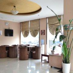 GreenTree Inn Suzhou Kunshan Hill Qiandeng Hotel интерьер отеля