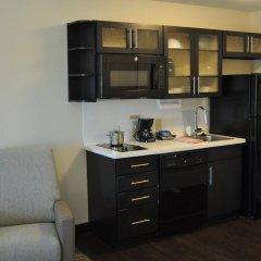 Отель Candlewood Suites Bay City в номере