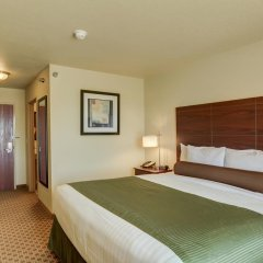 Отель Cobblestone Inn & Suites - Altamont комната для гостей фото 3