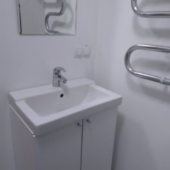 Гостиница NewPiter ванная фото 2