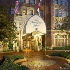 Отель The Henley Park Hotel США, Вашингтон - отзывы, цены и фото номеров - забронировать отель The Henley Park Hotel онлайн