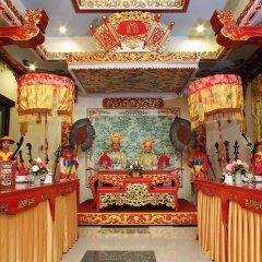 Hotel Saigon Morin питание