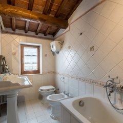 Отель Borgo Terrosi Синалунга ванная фото 2