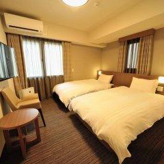 Отель Dormy Inn EXPRESS Meguro Aobadai Hot Spring Япония, Токио - отзывы, цены и фото номеров - забронировать отель Dormy Inn EXPRESS Meguro Aobadai Hot Spring онлайн комната для гостей фото 4
