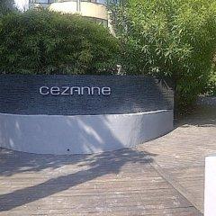 Отель Cézanne Hôtel Spa Франция, Канны - 1 отзыв об отеле, цены и фото номеров - забронировать отель Cézanne Hôtel Spa онлайн парковка