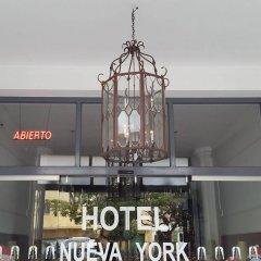 Отель Nueva York Мексика, Гвадалахара - отзывы, цены и фото номеров - забронировать отель Nueva York онлайн интерьер отеля