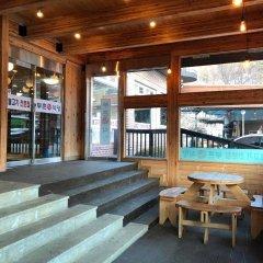 Отель Phoenix Greentel Южная Корея, Пхёнчан - отзывы, цены и фото номеров - забронировать отель Phoenix Greentel онлайн интерьер отеля фото 3