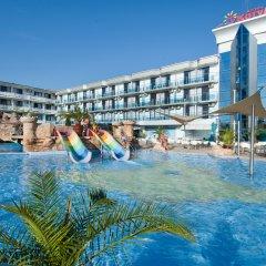 Отель Kotva Болгария, Солнечный берег - отзывы, цены и фото номеров - забронировать отель Kotva онлайн бассейн фото 2