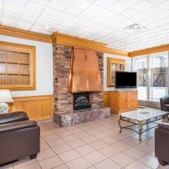 Отель Howard Johnson Hotel Yorkville Канада, Торонто - отзывы, цены и фото номеров - забронировать отель Howard Johnson Hotel Yorkville онлайн комната для гостей фото 5