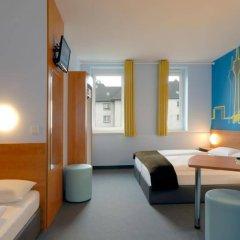 B&B Hotel Dusseldorf - Hbf комната для гостей фото 3