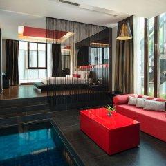 Отель Z Through By The Zign Таиланд, Паттайя - отзывы, цены и фото номеров - забронировать отель Z Through By The Zign онлайн детские мероприятия фото 2