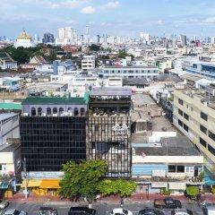 Отель Chingcha Bangkok Бангкок спортивное сооружение