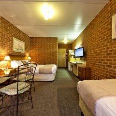 Отель Central Yarrawonga Motor Inn комната для гостей фото 3