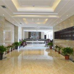 Отель Kaidu Hotel Китай, Сиань - отзывы, цены и фото номеров - забронировать отель Kaidu Hotel онлайн интерьер отеля