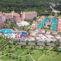 IC Hotels Santai Family Resort Турция, Белек - 8 отзывов об отеле, цены и фото номеров - забронировать отель IC Hotels Santai Family Resort - All Inclusive онлайн бассейн фото 3