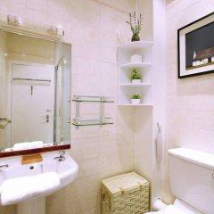Отель 2 Bedroom Flat in Central Edinburgh Эдинбург ванная