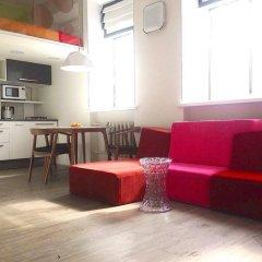 Апартаменты Alpha Apartments Krasniy Put' Омск гостиничный бар