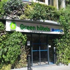 Отель Green Hôtels Confort Paris 13 Франция, Париж - 1 отзыв об отеле, цены и фото номеров - забронировать отель Green Hôtels Confort Paris 13 онлайн развлечения