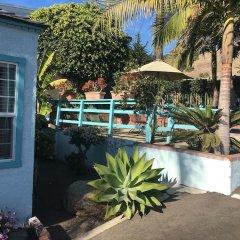 Отель The Palomar Inn бассейн