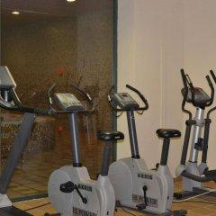 Отель California Palace фитнесс-зал фото 4