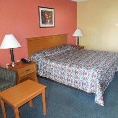 Отель Kozy Inn Columbus Колумбус комната для гостей