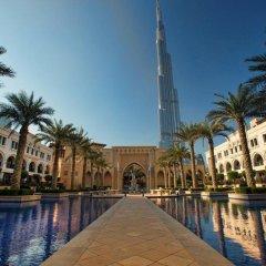 Апартаменты Downtown Al Bahar Apartments Дубай бассейн