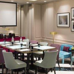 Отель Bourgogne Et Montana Париж помещение для мероприятий