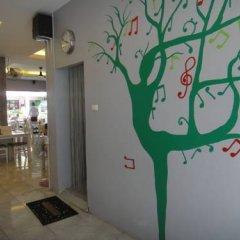 Отель Rest@Patong Таиланд, Патонг - отзывы, цены и фото номеров - забронировать отель Rest@Patong онлайн интерьер отеля фото 2