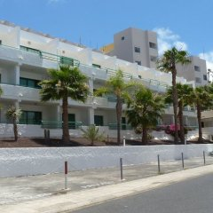 Отель Alameda de Jandía парковка