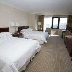 Отель Hilton Los Angeles/Universal City США, Лос-Анджелес - отзывы, цены и фото номеров - забронировать отель Hilton Los Angeles/Universal City онлайн комната для гостей фото 2