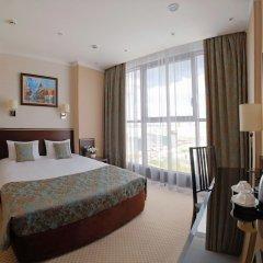 Гостиница Ривьера комната для гостей фото 10