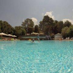 Отель Camping Le Pianacce Кастаньето-Кардуччи бассейн фото 3