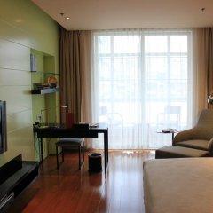 GreenPark Hotel Tianjin Тяньцзинь комната для гостей фото 5
