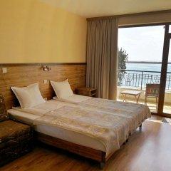 Отель Iris Болгария, Балчик - отзывы, цены и фото номеров - забронировать отель Iris онлайн комната для гостей фото 3
