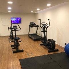 Отель Exe Almada Porto Порту фитнесс-зал фото 2
