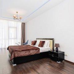 Апартаменты Barkar Apartments сейф в номере