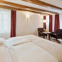 Отель Altstadt Radisson Blu Австрия, Зальцбург - 1 отзыв об отеле, цены и фото номеров - забронировать отель Altstadt Radisson Blu онлайн комната для гостей фото 2