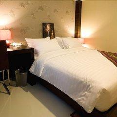 Ideal Hotel Pratunam Бангкок комната для гостей фото 3